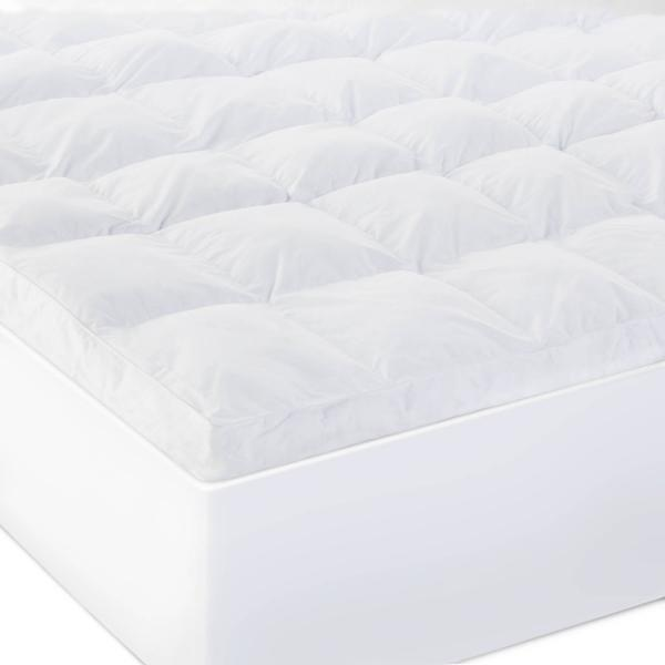 down alternative mattress topper by isolus