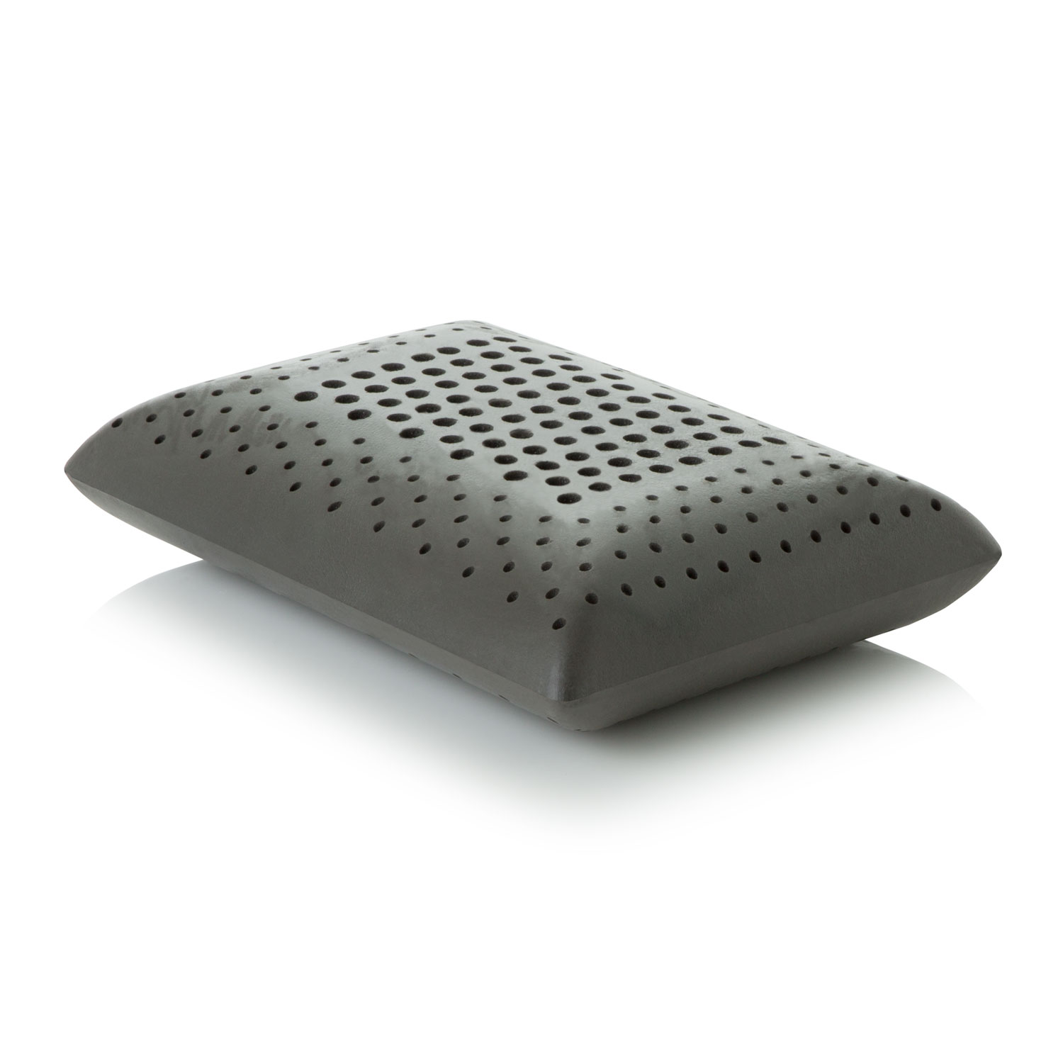 Zoned Dogh Bamboo Charcoal Travel Pillow By Z Linenspa