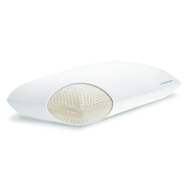Spa Supreme Traditional Memory Foam Pillow : Dual Zone Memory Foam Pillow by Linenspa - Linenspa