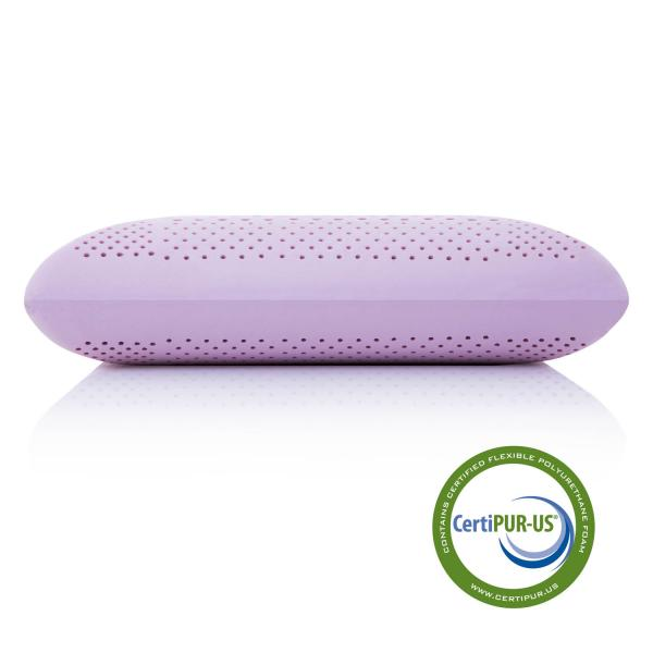Lavender Infused Zoned Dough 174 Memory Foam Pillow